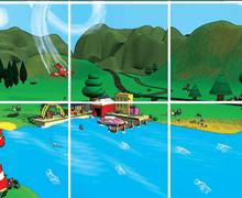 Tobybooks image of Kalk-Bay-Harbour
