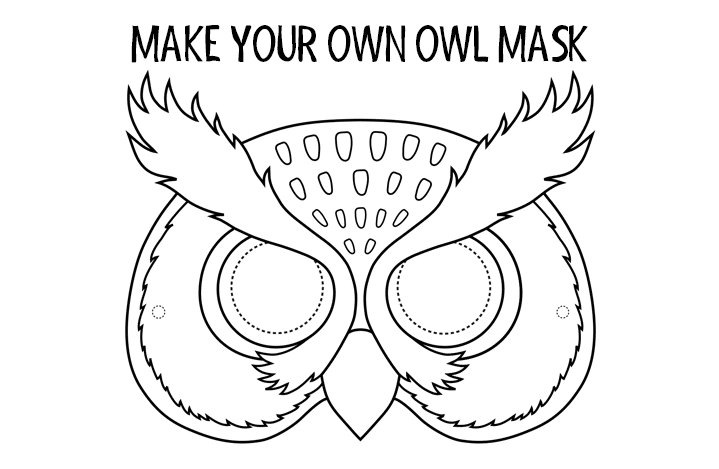 Make-your-own-Owl-Mask-image for the crafts for kids page