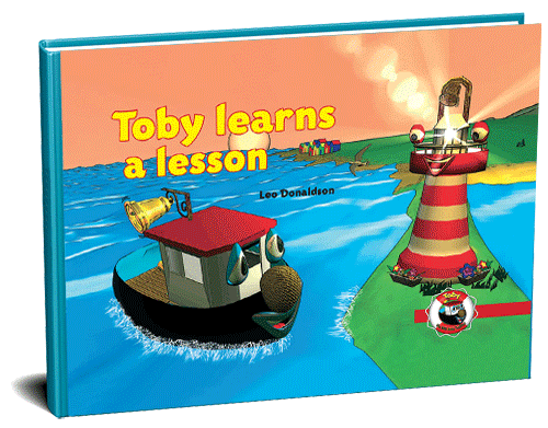 Tobybooks Toby-learns-a-lesson-cover