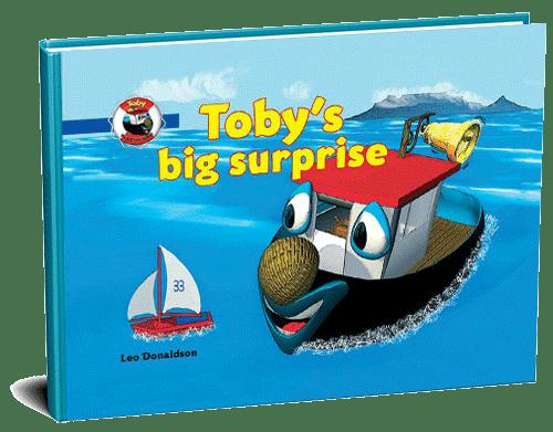 Tobybooks, Tobys-big-surprise-cover image