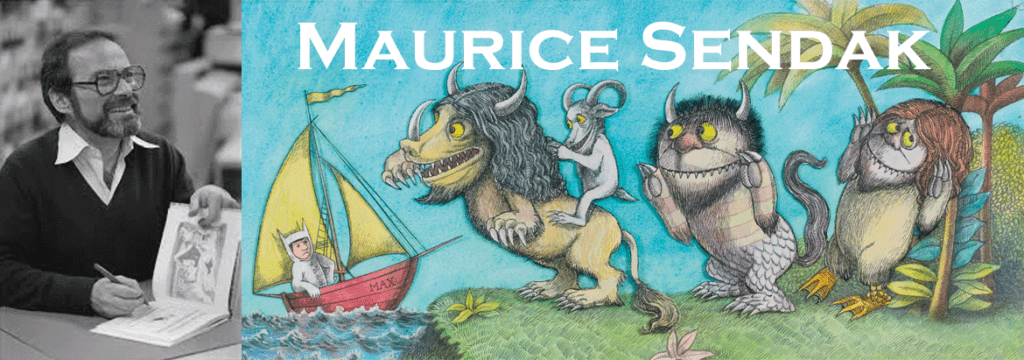 Maurice-Sandek-article-header-image for him and his characters