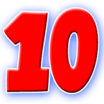 Number 10 for the top ten toys for Christmas article