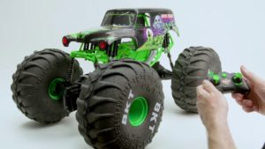 Mega Grave Digger toy for the top 10 toys for christmas article