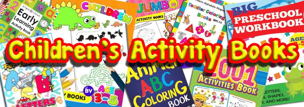 children's activity-book-header-image