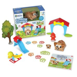 code critters image for the top 10 toys for christmas