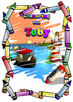 Tobybooks Image of a colouring book for the blurb on the hope page