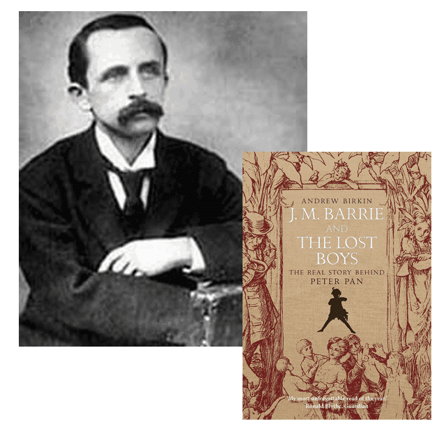 J M Barrie – the Author of Peter Pan