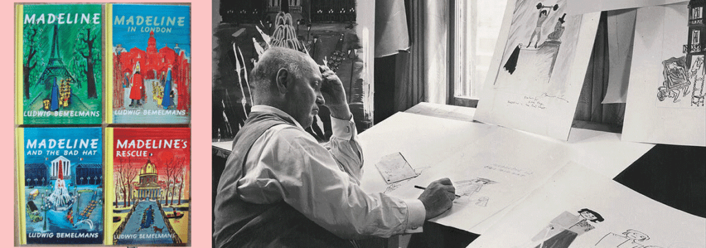 an image of Ludwig-Bemelmans for the Banner-for-article