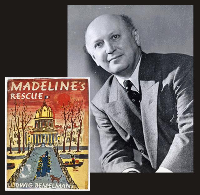 The Life of Madeline Creator – Ludwig Bemelmans