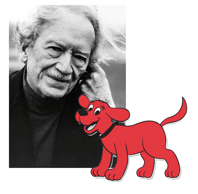 Beloved Author Norman Bridwell and His Big Red Dog Books